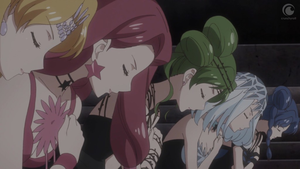 Sailor Moon Crystal Act 27 Part 2 - The Witches 5