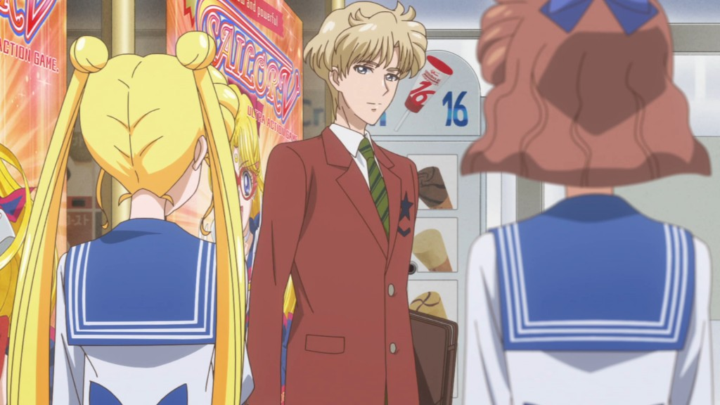 Sailor Moon Crystal Act 27 - Haruka