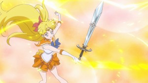Sailor Moon Crystal Act 27 - Venus Chain Wink Sword