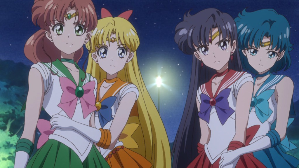 Sailor Moon Crystal Act 28 - Being friendly