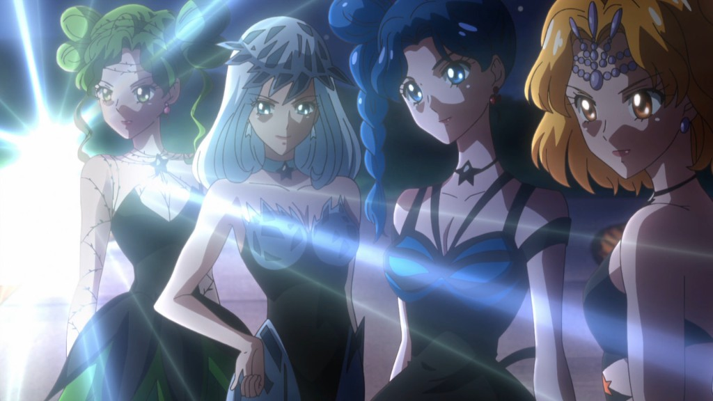 Sailor Moon Crystal Act 28 - Four of the Six Witches 5