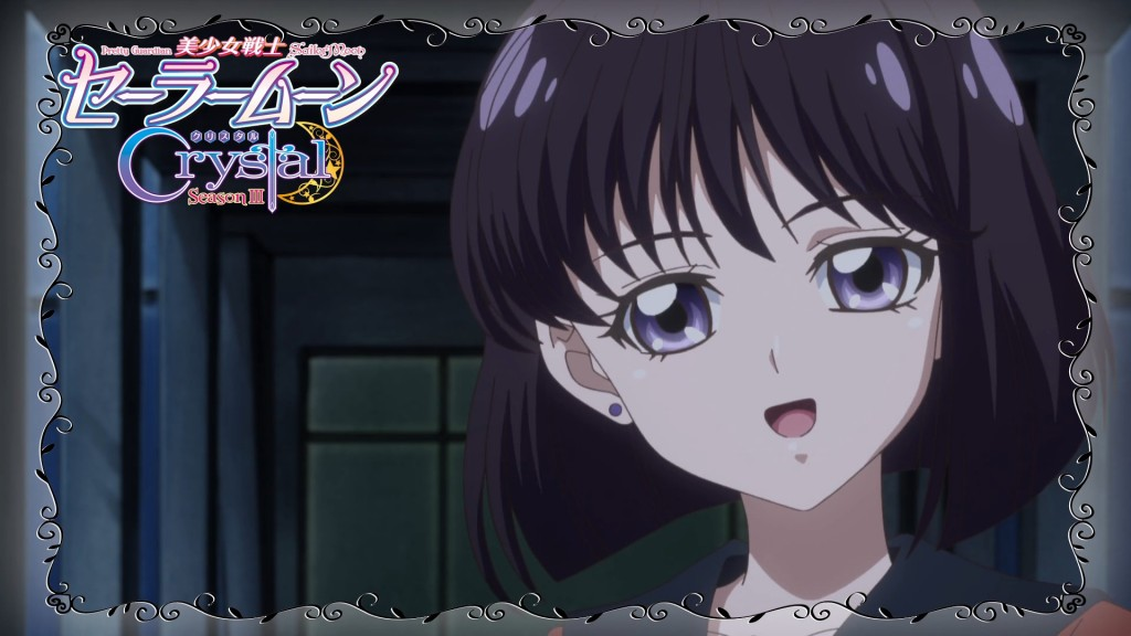 Sailor Moon Crystal Act 28 - Hotaru