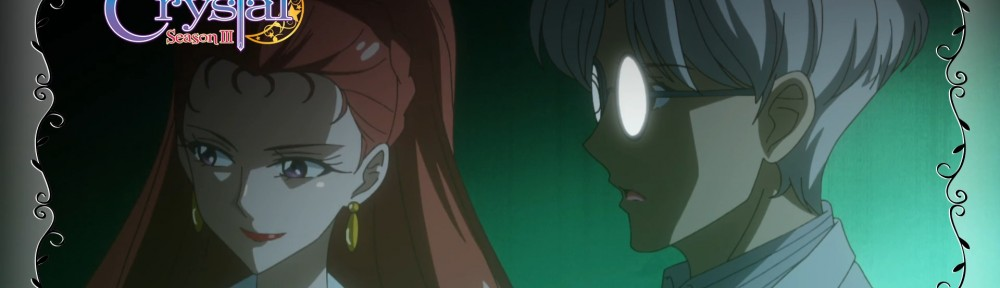 Sailor Moon Crystal Act 28 - Kaolinite and Professor Tomoe
