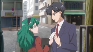 Sailor Moon Crystal Act 28 - Michiru and Mamoru