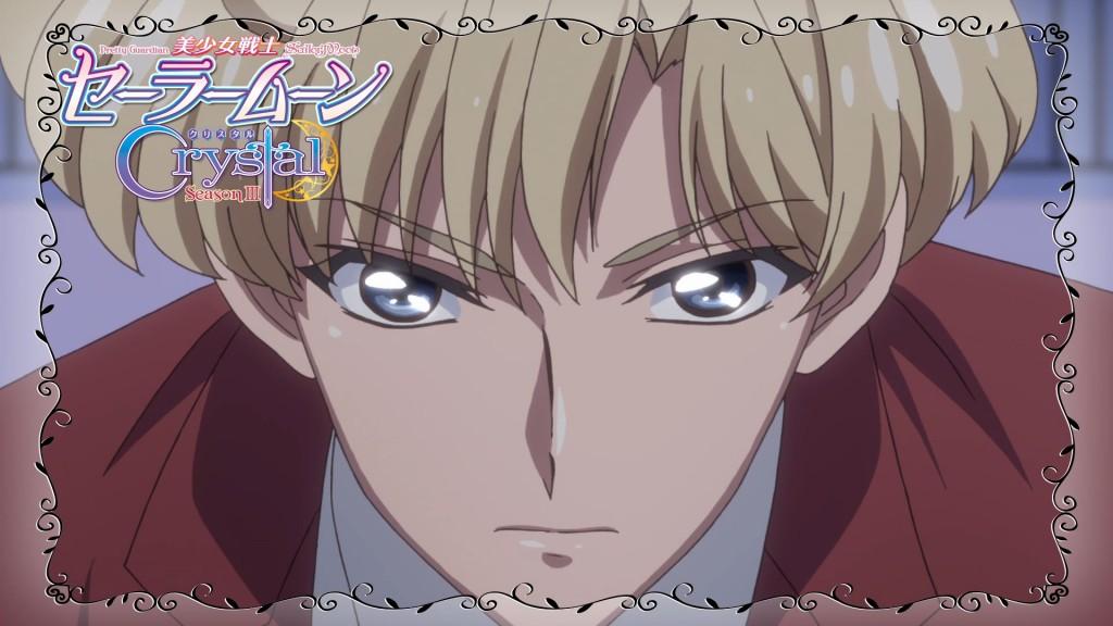 Sailor Moon Crystal Act 28 Preview - Haruka