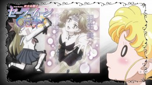 Sailor Moon Crystal Act 29 Preview - Minako loves Mimete
