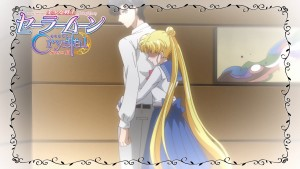 Sailor Moon Crystal Act 30 Preview - Mamoru and Usagi