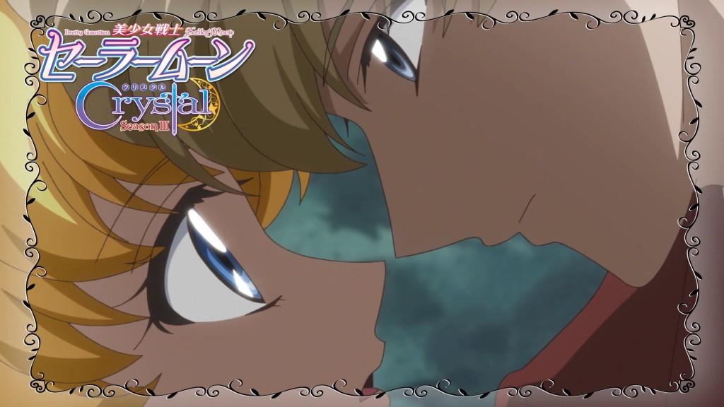 Sailor Moon Crystal Act 30 Preview - Usagi and Haruka