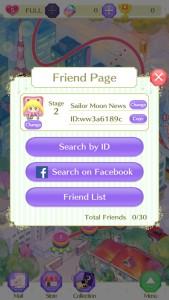 SailorDrops - Friend Code