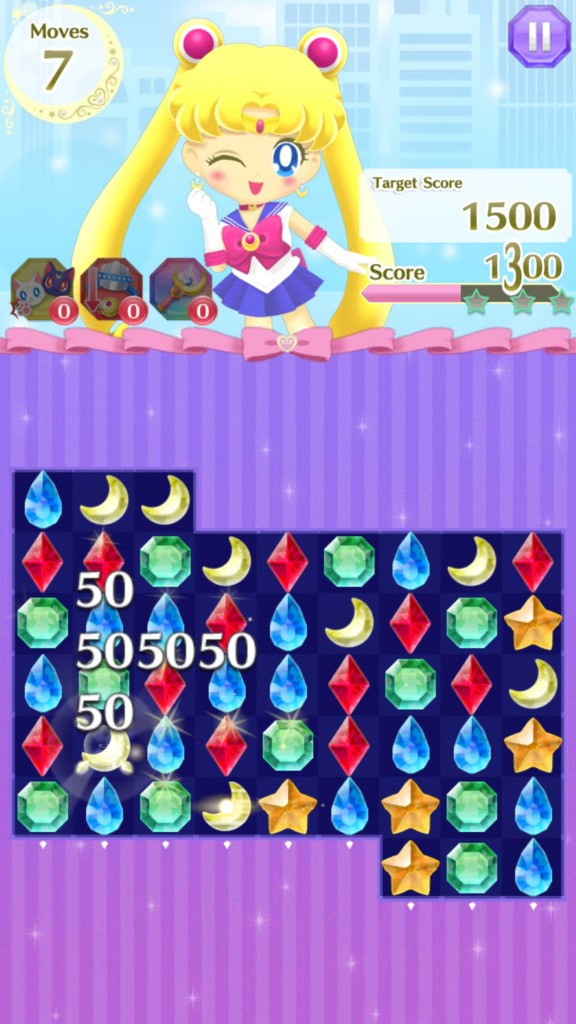 SailorDrops - Gameplay