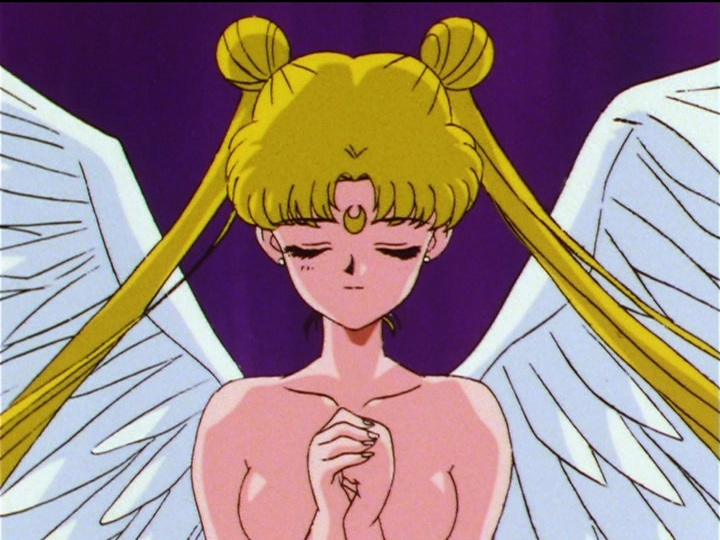 Sailor Moon Sailor Stars episode 200 - Sailor Moon