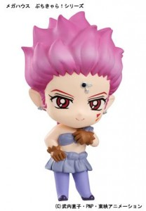 Hawk's Eye Petit Chara figure