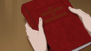 Sailor Moon Crystal Act 30 - An Encyclopedia of World History