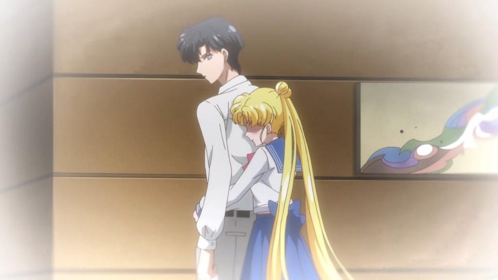 Sailor Moon Crystal Act 30 - Mamoru and Usagi