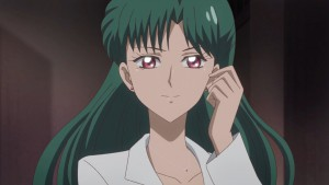 Sailor Moon Crystal Act 30 - Setsuna Meioh