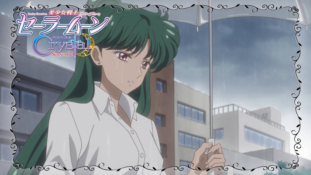 Sailor Moon Crystal Act 31 Preview - Setsuna Meioh