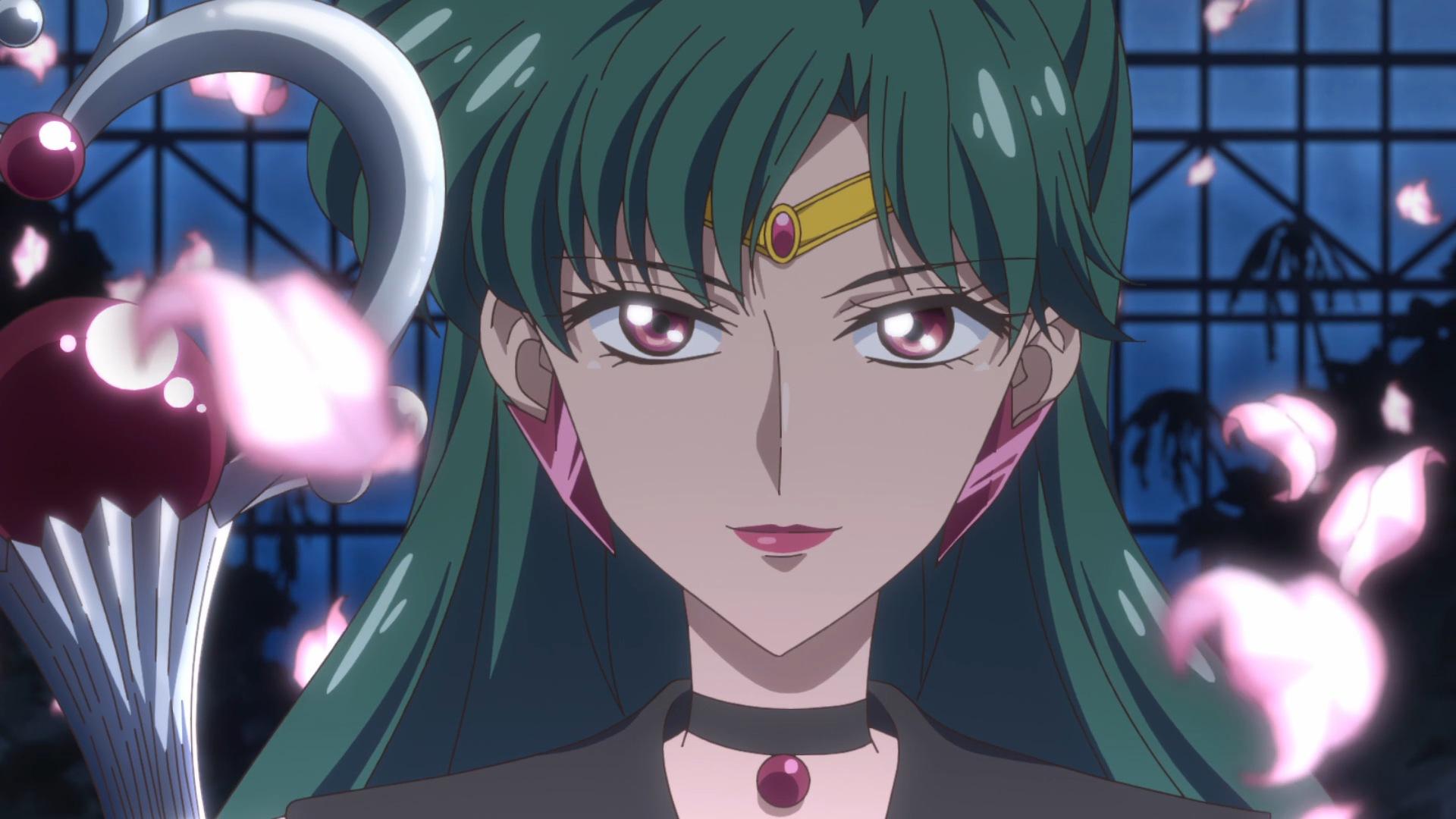 Sailor Moon Crystal Act 31 Sailor Pluto Is Not Dead