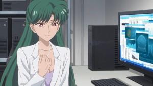Sailor Moon Crystal Act 31 - Setsuna Meioh