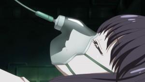 Sailor Moon Crystal Act 32 - Hotaru undergoing surgery