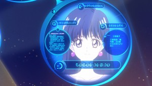 Sailor Moon Crystal Act 32 - Hotaru's mother Keiko Tomoe