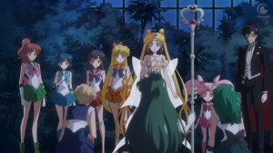 Sailor Moon Crystal Act 32 - The gang