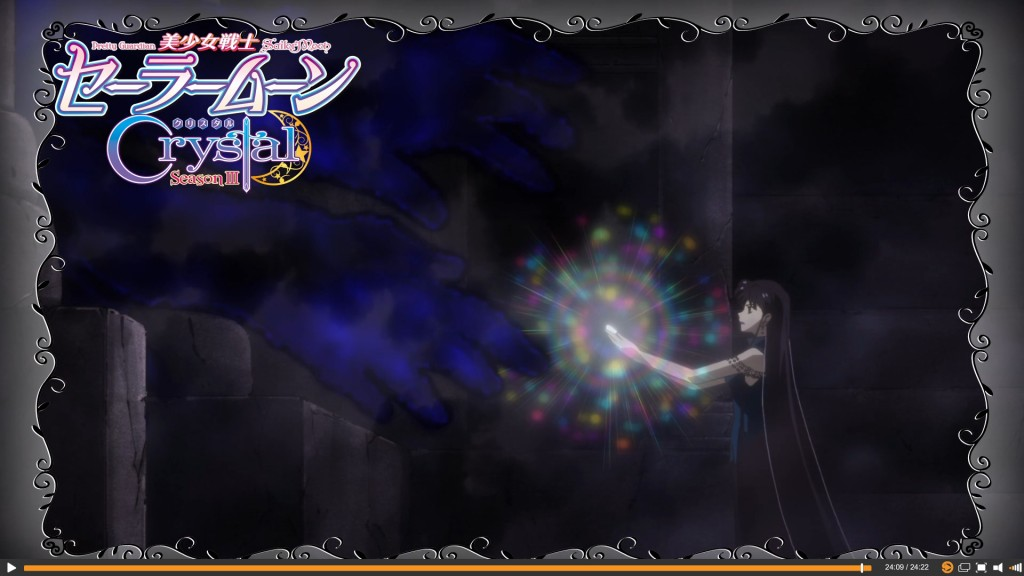 Sailor Moon Crystal Act 34 Preview - Mistress 9