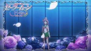 Sailor Moon Crystal Act 34 Preview - Sailor Jupiter