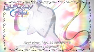 Sailor Moon Crystal Act 35 Preview - Usagi
