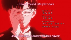 Sailor Moon Crystal Season 3 ending theme - Tuxedo Mask