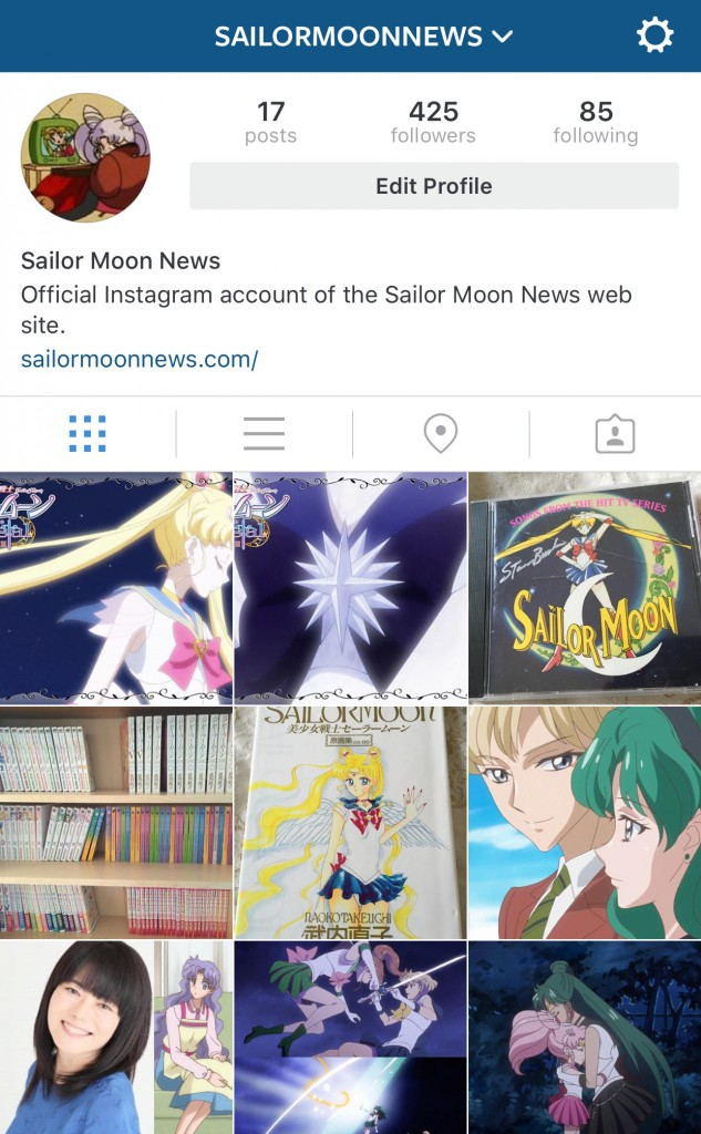 sailormoonnews on Instagram