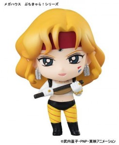 Tiger's Eye Petit Chara figure