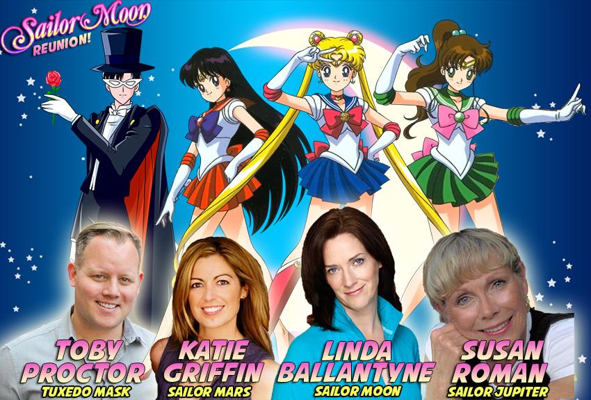 Eternal Con Sailor Moon Reunion