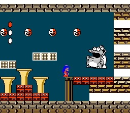 Phanto from Super Mario Bros. 2