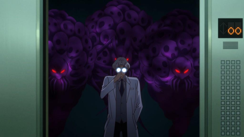 Sailor Moon Crystal Act 35 - Floor infinity and Professor Tomoe