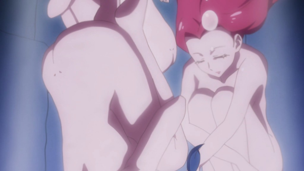 Sailor Moon Crystal Act 35 - Naked Witches 5