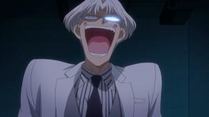 Sailor Moon Crystal Act 35 - Professor Tomoe