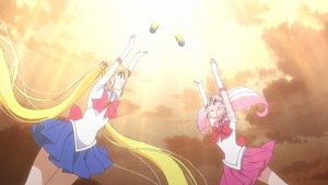 Sailor Moon Crystal Act 36 - Double Holy Grails