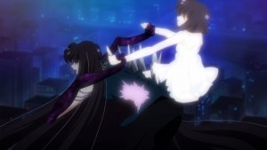 Sailor Moon Crystal Act 36 - Hotaru escapes from Mistress 9's body