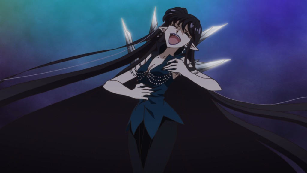 Sailor Moon Crystal Act 36 - Mistress 9 has elf ears