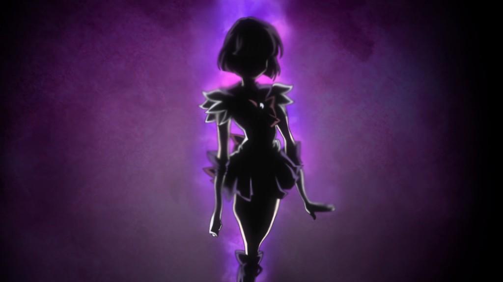 Sailor Moon Crystal Act 36 - Sailor Saturn