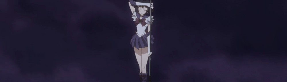 Sailor Moon Crystal Act 37 - Sailor Saturn