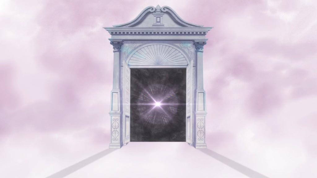 Sailor Moon Crystal Act 38 - Sailor Pluto seals Sailor Saturn