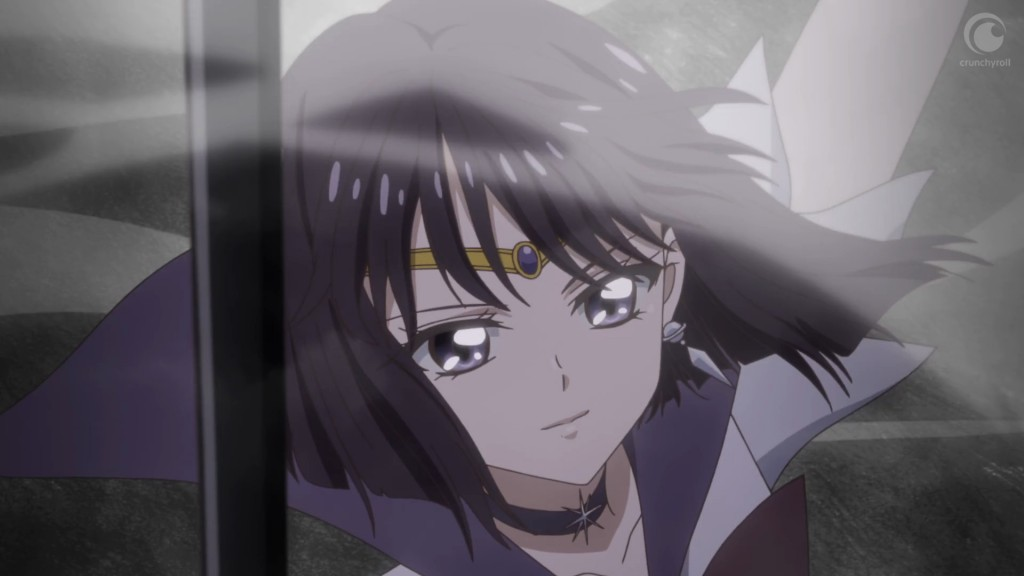 Sailor Moon Crystal Act 38 - Sailor Saturn