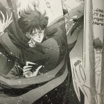 Sailor Moon Manga Act 36 - Tuxedo Mask transforms