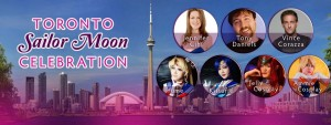 Toronto Sailor Moon Celebration banner