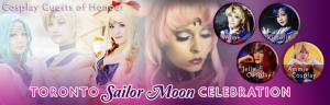 Toronto Sailor Moon Celebration cosplay