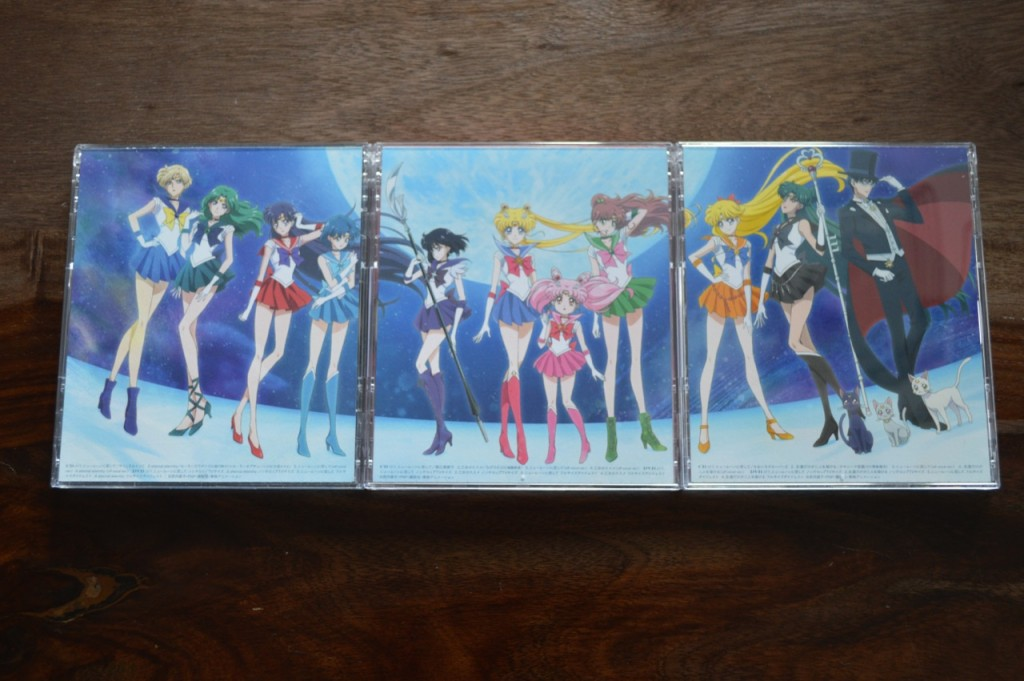 Sailor Moon Crystal Season III - 3rd single - Full picture
