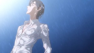 Sailor Moon Crystal Season III - 3rd single - Wet t-shirt contest Mamoru