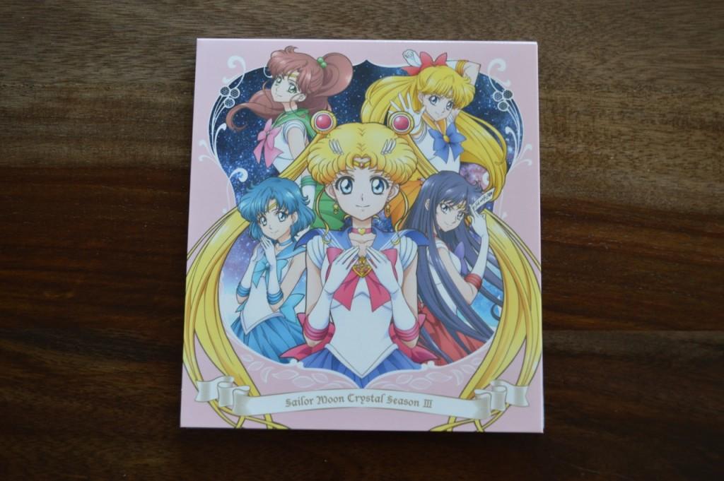 Sailor Moon Crystal Season III Blu-Ray vol. 1 - Disk