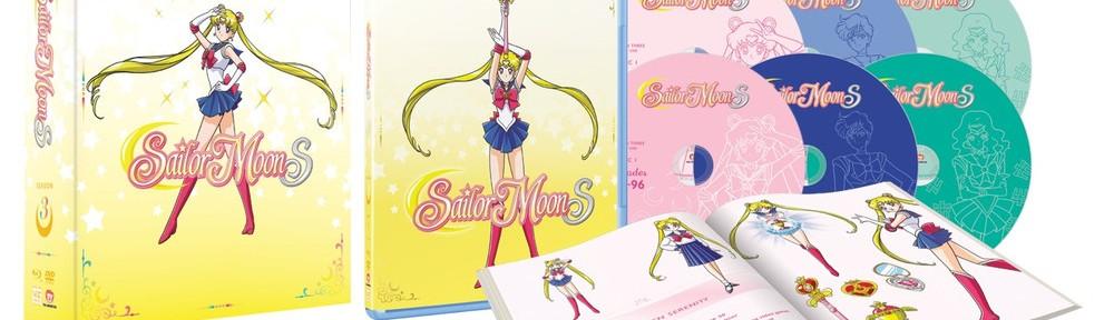 Sailor Moon S Part 1 - Blu-ray